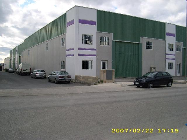Protektor festék ipari épületen - festés előtt